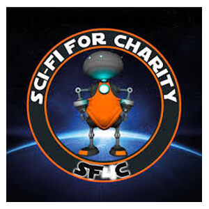 Logo Sci-Fi for Charity