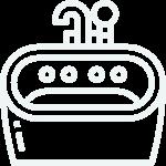 Bäder Icon